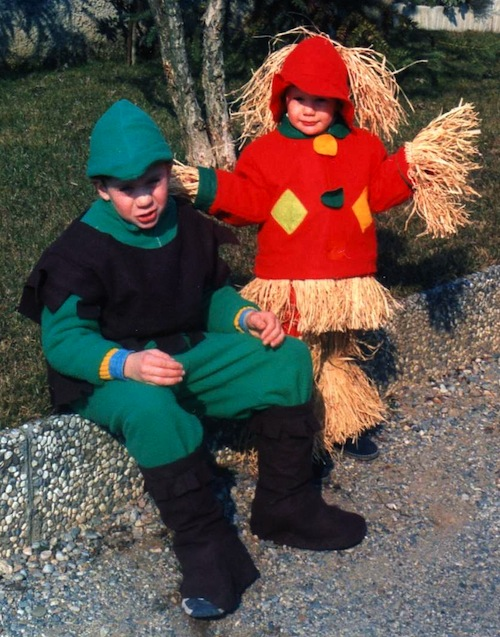 costume spaventapasseri