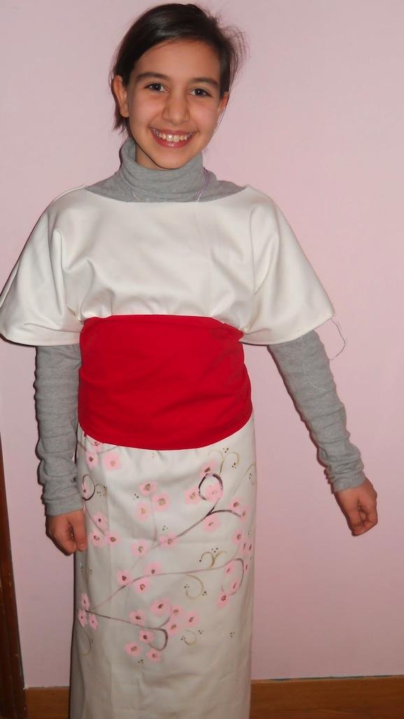 Idee di carnevale: il costume da cinesina