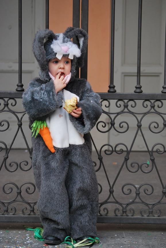 93b0f5095f6d 100 costumi di carnevale fai da te per bambini e adulti · Pane ...