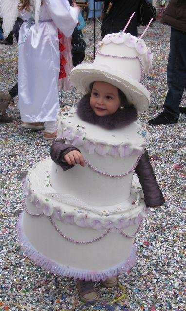 rivenditore di vendita sulle immagini di piedi di professionale più votato Idee di carnevale: il costume da torta · Pane, Amore e ...