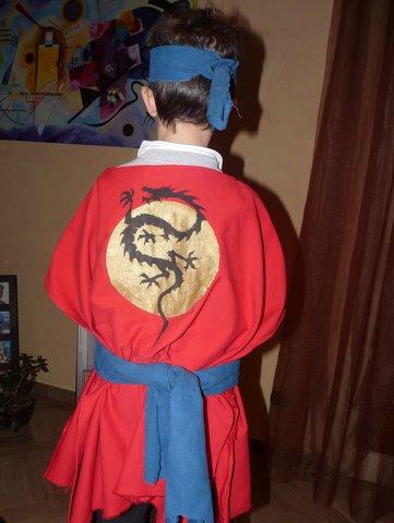 Idee di carnevale: il costume da Samurai