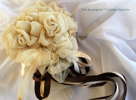 Idee per un matrimonio creativo e low cost; Cristina Sperotto ad Abilmente