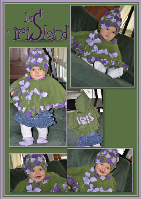 costume iris