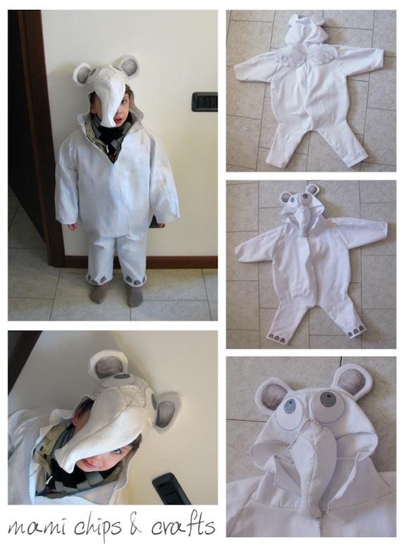Idee per carnevale: il costume da Dixi l'elefante