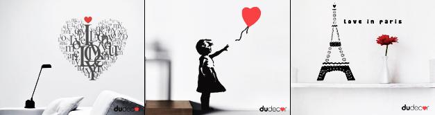 DuDecor: rendi unica la tua parete!
