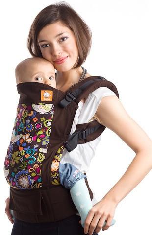 Tanti modi per portare il proprio bebè!