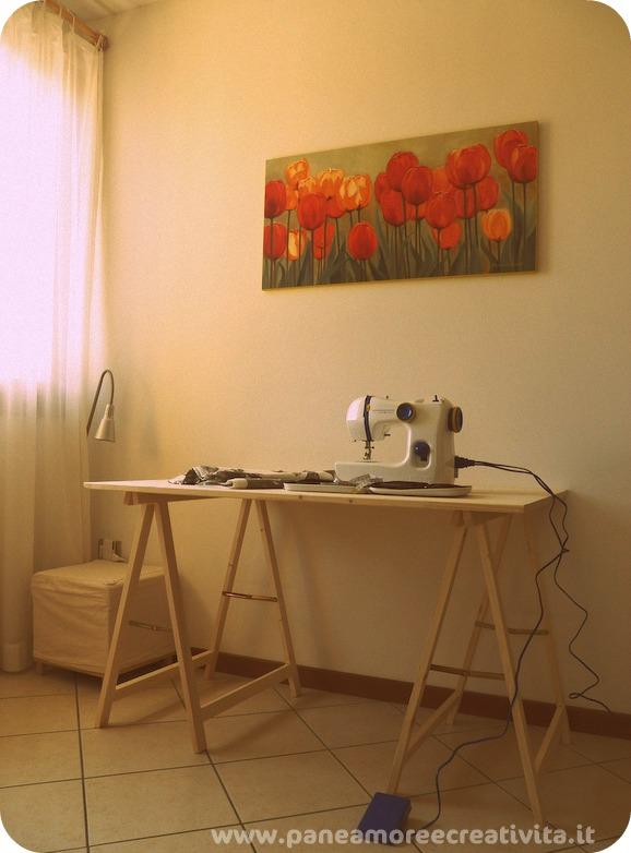 Nuovi lavori creativi pane amore e creativit - Nozioni di cucito come ricoprire un divano ...