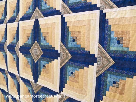 Il patchwork in mostra ad Abilmente