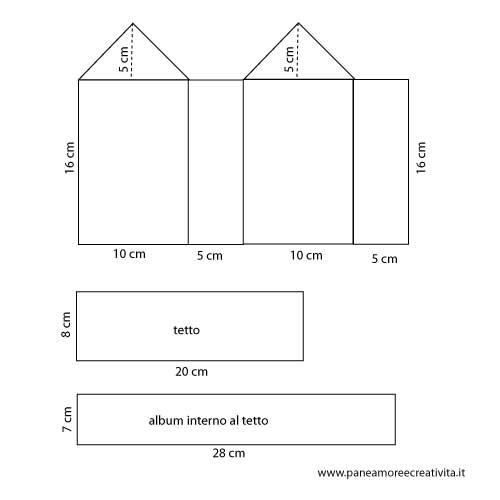 Foto disegno casetta dragtime for - Costruire una casetta di cartone per bambini ...