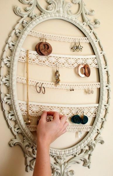 10 porta gioielli fai da te · pane, amore e creatività
