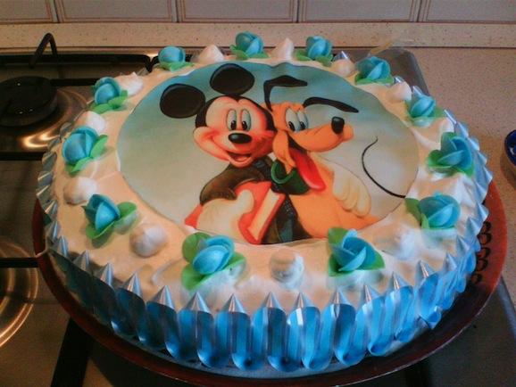 Le vostre idee e decorazioni per il primo compleanno for Idee per torta di compleanno