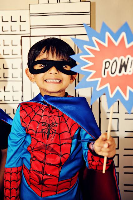 Festa di compleanno spiderman: tante idee fai da te!
