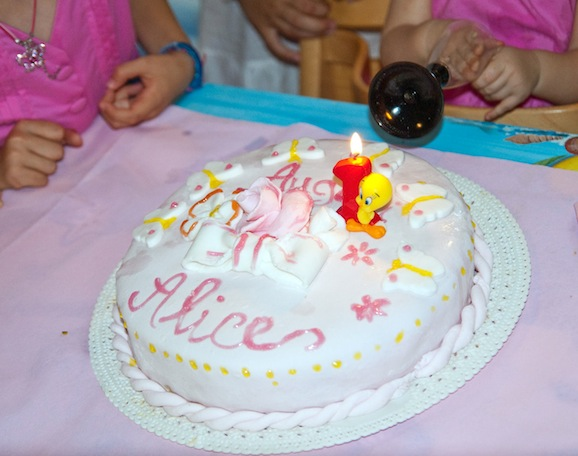 Le vostre idee e decorazioni per il primo compleanno for Decorazioni torta compleanno