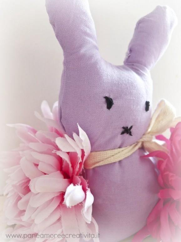 cucire un coniglietto