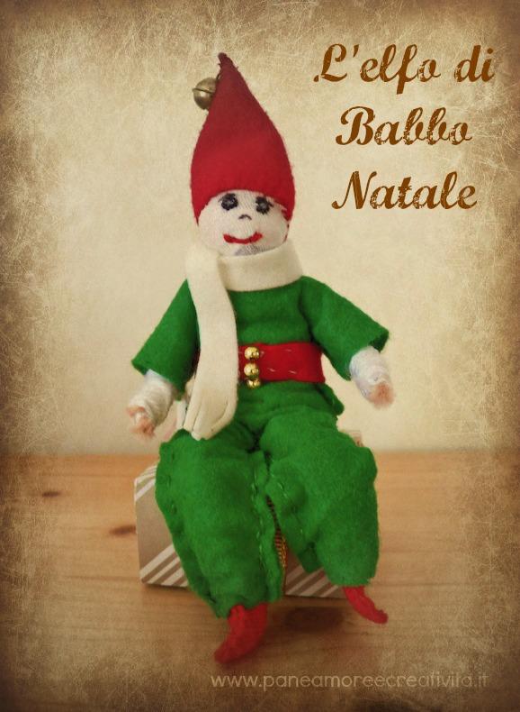 Idee Di Natale Lelfo Di Babbo Natale