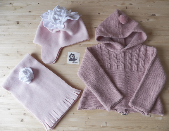 Tutorial come fare cappello e sciarpa di pile per i - Fatti di gargoyle per bambini ...