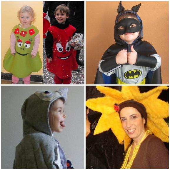 eccezionale gamma di stili bellissimo a colori attraente e resistente 100 costumi di carnevale fai da te per bambini e adulti ...