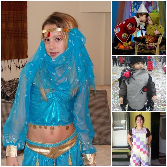 Vestito Carnevale Bambini Fai Da Te ~ Costumi di carnevale fai da te per  bambini e fc8ab6a6b40