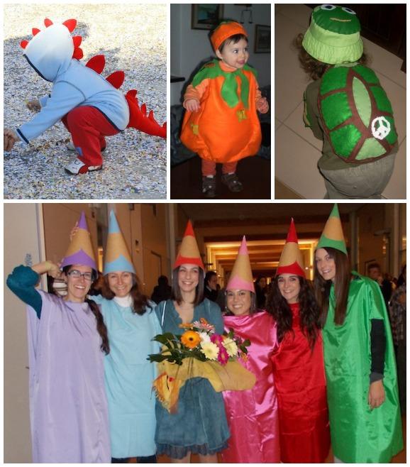 100 costumi di carnevale fai da te per bambini e adulti · Pane ... 51a09e68c5a2