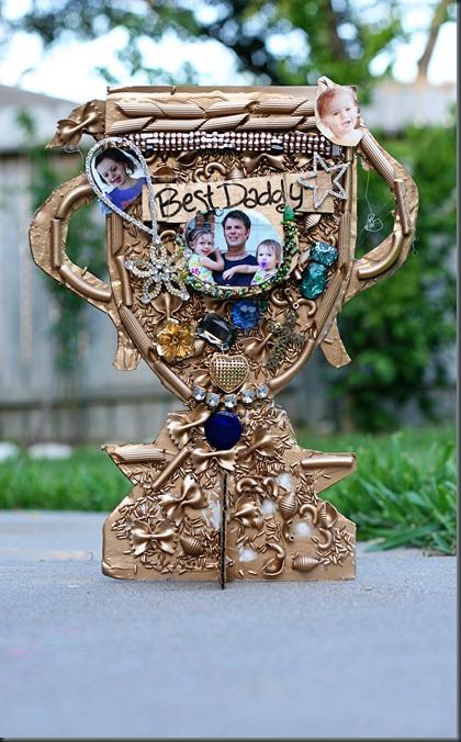 trofeo festa papa
