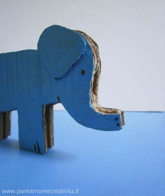 elefante-di-cartone-lato