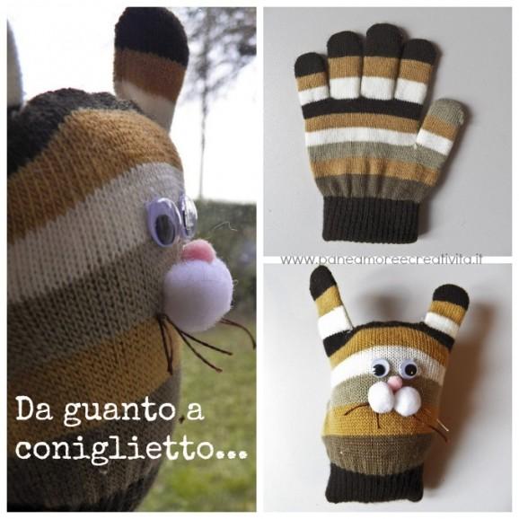 guanti riciclati coniglio_linda