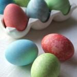 uova sode decorate