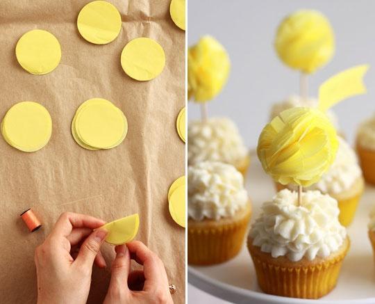 festa della donna-cupcake