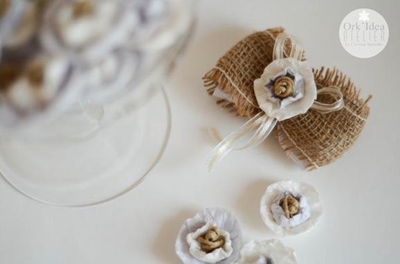 Matrimonio Tema Juta : Decorazioni matrimonio juta migliore collezione