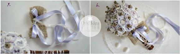 step-5-6_bouquet_riciclo_carta_cristina_sperotto