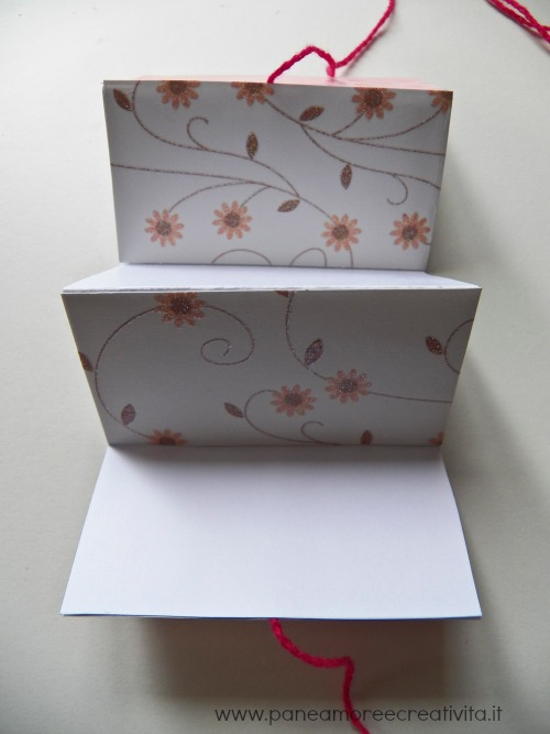 album con carta fiori2