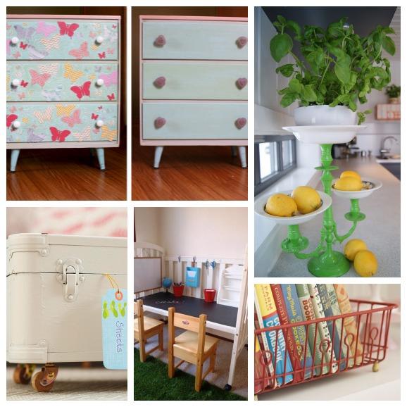 Earth day 2013 10 idee per riciclare e arredare la nostra casa pane amore e creativit - Oggetti di metallo in casa ...