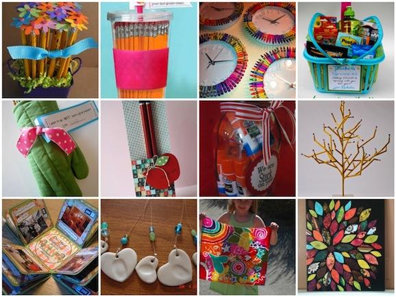 Populaire 50 regali per le maestre fai da te | Pane, Amore e Creatività OQ33