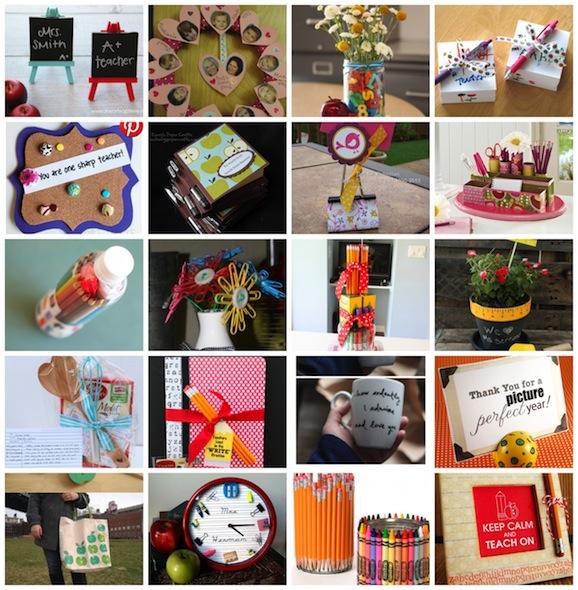50 regali per le maestre fai da te - Portafoto con molletta ...