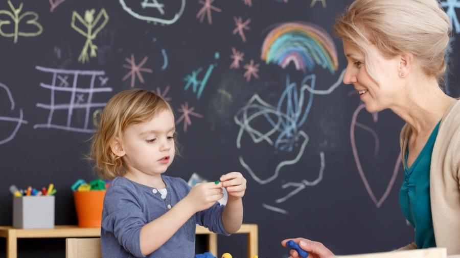 regali per le maestre fatti dai bambini