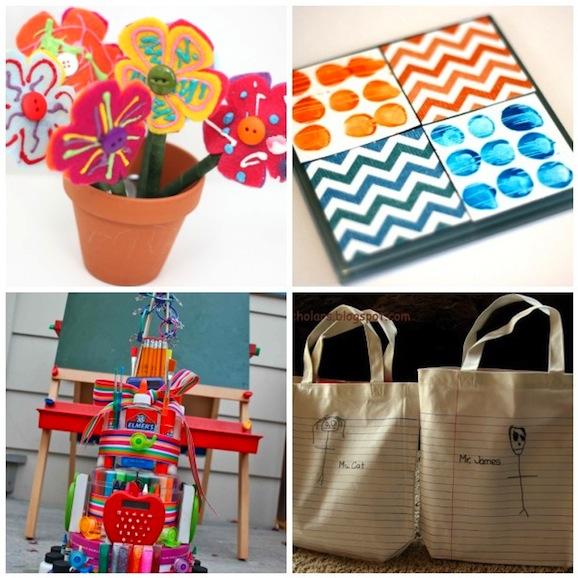 Favorito 50 regali per le maestre fai da te | Pane, Amore e Creatività FB44