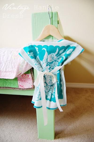abito di foulard