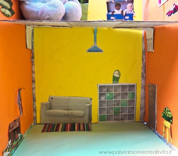 casa interna winnie the pooh