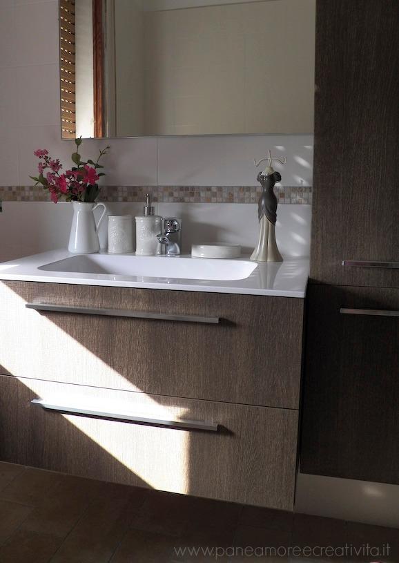 Il mio bagno pane amore e creativit - Il bagno e la casa ...
