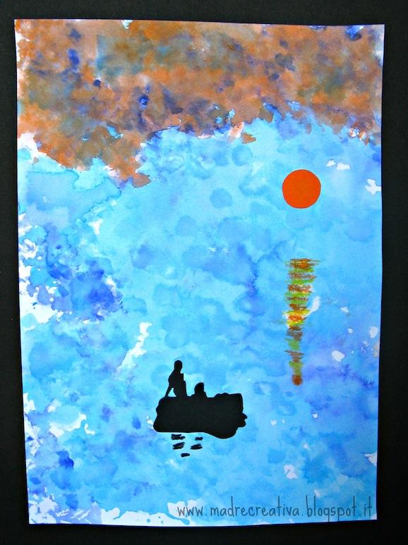 Arte per Bambini_Levar del Sole