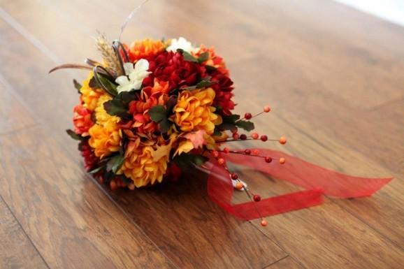 Idee per un matrimonio d 39 autunno pane amore e creativit - Decorazioni d autunno ...