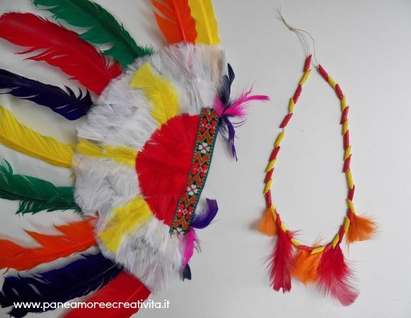 Come fare una collana degli indiani con la pasta Piccolini Barilla