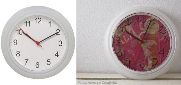 Ikea orologio top sveglia muto in vero legno per bambini for Orologio parete ikea