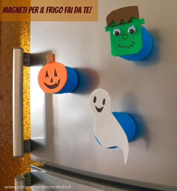 50 lavoretti di halloween per bambini for Cose da creare in casa