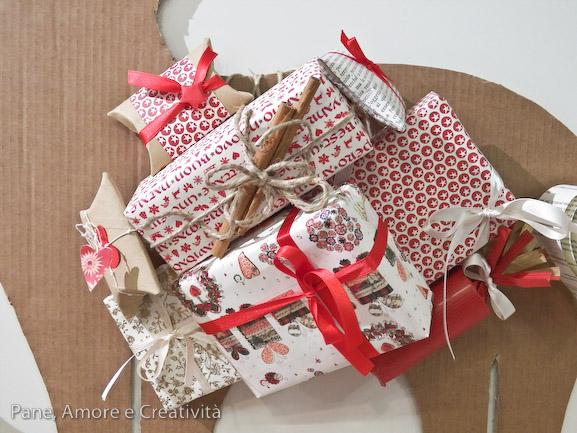 pacchetti regalo-fai da te