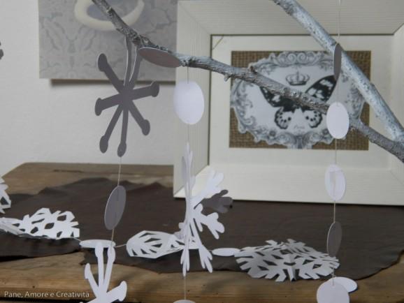 Fiocchi Di Neve Di Carta Modelli : Fiocchi di neve da stampare
