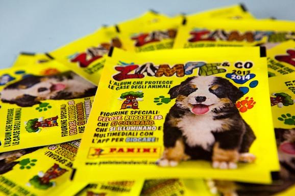 Il nuovo album Zampe & Co e un'idea per usare le figurine doppie