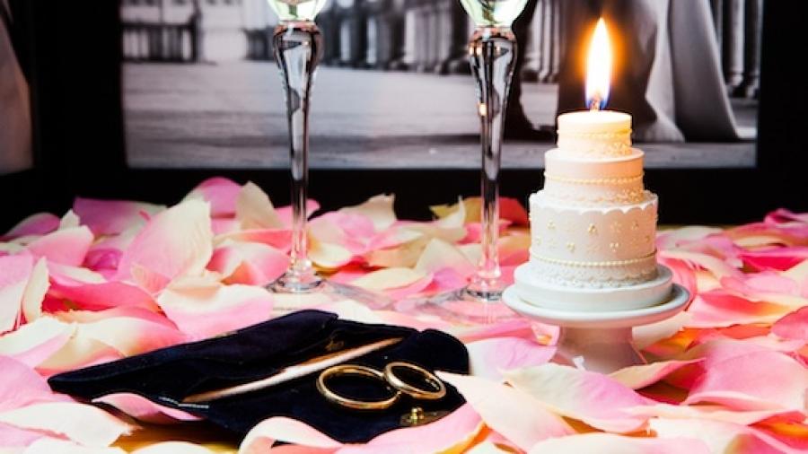 il villaggio degli sposi - accessori per la tavola