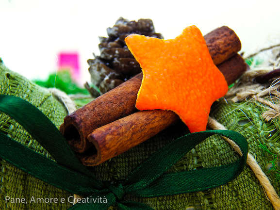 cannella e stella mandarino