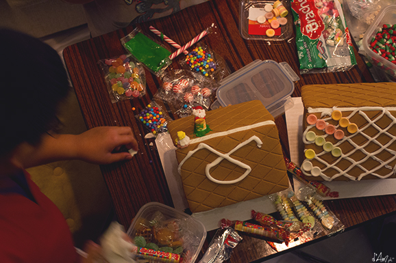 gingerbread house-pane 1
